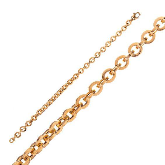 Mücevher Dünyası - 14 Ayar Altın Bileklik