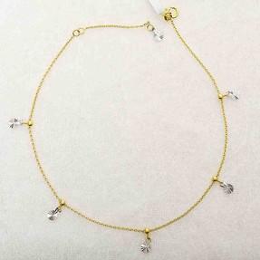 - 14 Ayar Altın HalHal   Mücevher Dünyası