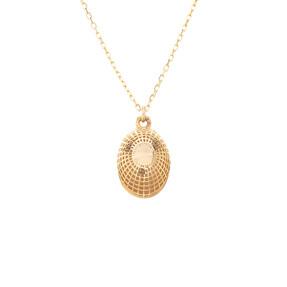 Mücevher Dünyası - 14 Ayar Şık Model Altın Kolye