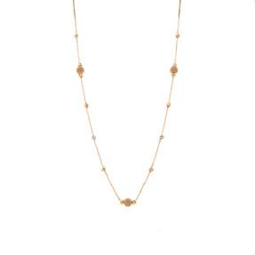 Mücevher Dünyası - 14 Ayar Dorika Altın Kolye
