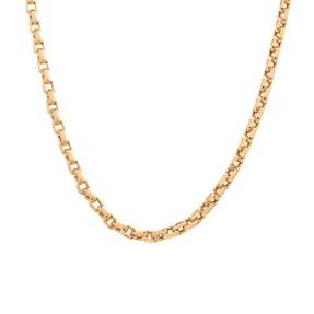 Mücevher Dünyası - 14 Ayar Kalın Altın Zincir