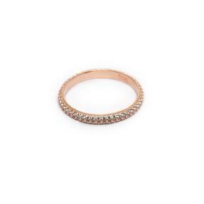 Mücevher Dünyası - 14 Ayar Taşlı Eklem Atlın Yüzük