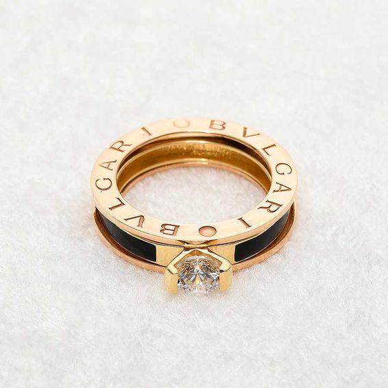 18 Ayar Fantezi Yüzük | Mücevher Dünyası