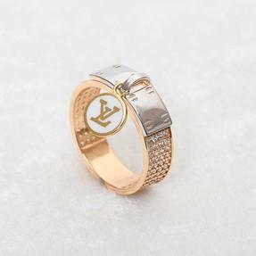 Mücevher Dünyası - 18 Ayar Fantezi Yüzük | Mücevher Dünyası