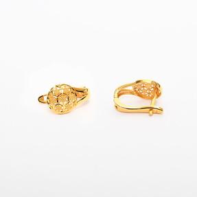 - 22 Ayar Altın Küpe | Mücevher Dünyası