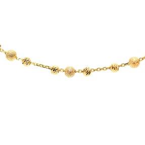 - 22 Ayar Dorika Toplu Altın Kolye | Mücevher Dünyası