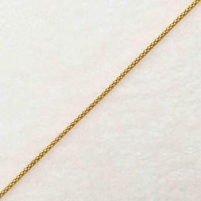 Mücevher Dünyası - 22 Ayar İnce Altın Zincir | Mücevher Dünyası