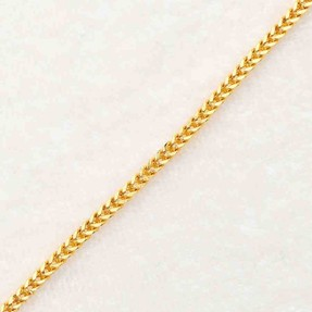 Mücevher Dünyası - 22 Ayar Kalın Altın Zincir | Mücevher Dünyası