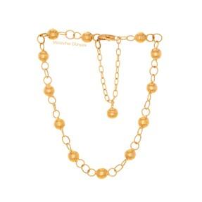 Mücevher Dünyası - 22 Ayar Toplu Nohutlu Altın Bileklik - 5.74 Gr. (1)