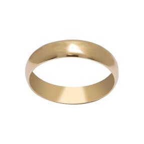 14 Ayar Klasik Altın Alyans (Erkek) - Thumbnail