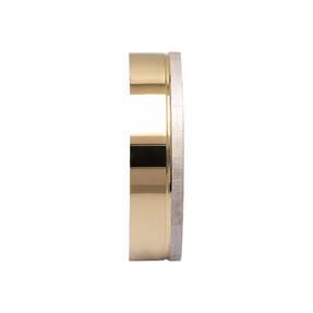 14 Ayar Tasarım Altın Alyans (Erkek) - Thumbnail